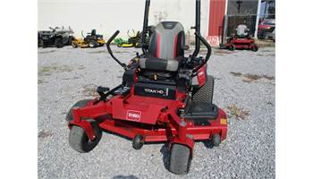 60in TITAN HD 1500 Series Riding Mower