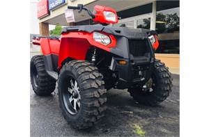 Sportsman 450 HO Indy Red