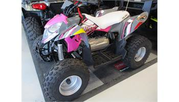 2019 Outlaw 110 Gray/Pink