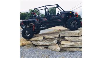 2019 RZR XP4 1000 High Lifter Edition - Stealth Black