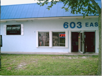 Jeff's Equipment Masters, Inc. Store Front