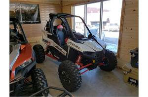 RZR® RS1 - White Lightning
