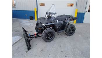 2019 Sportsman 570 SP with Snow Plow System