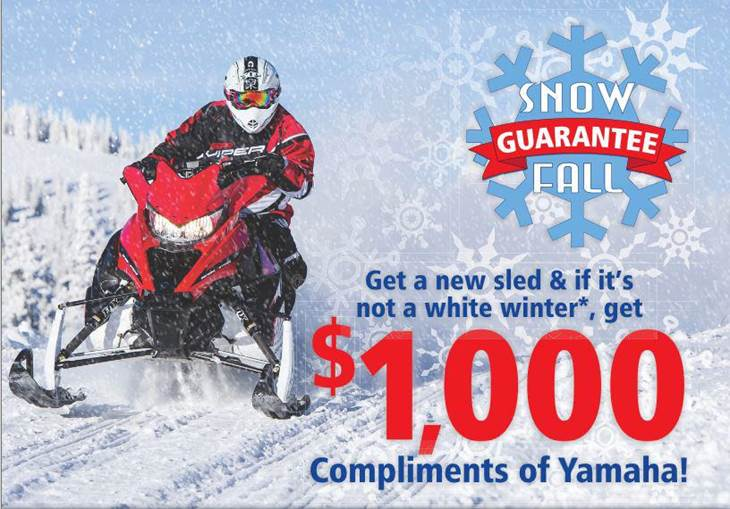 Snow Fall Guarantee