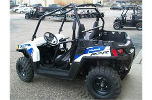RZR® 570 - White Lightning*******CLEARANCE SALE ********  SAVE $2200 COMPARED TO SAME 2019 MODEL