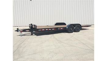 2019 16+6 GRAVITY TILT FLATBED TRAILER