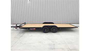 2019 8.5x20 MX Speedloader Tiltbed Trailer
