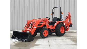 CK Series CK2610 HST w/ Backhoe