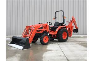CK Series CK4010 HST w/ Backhoe