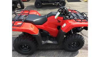 2018 FourTrax Rancher 4x4 Automatic DCT IRS