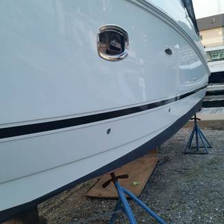 Buffing and Waxing_Sea Ray