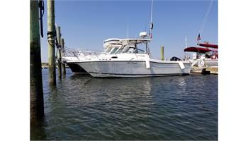 2000 Striper 2601 Walkaround O/B