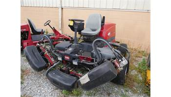 2008 Toro 5410 Fairway Mower 11 Blade w/ Groomer