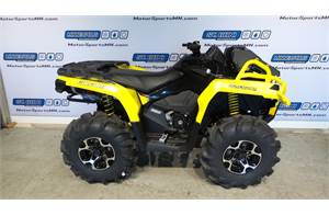 ATV OUTLANDER XMR 650