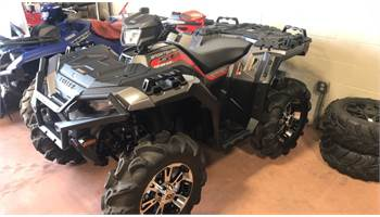 2018 2018 Polaris Sportsman 850 xp