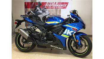 2018 GSX-R750    $11,638.27  OUT THE DOOR!