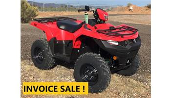 2019 KingQuad 500AXi   Payment as low as $134-mo OAC