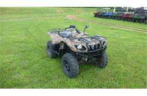 GRIZZLY 660 Automatic 4x4 Ducks Unlimited Edition