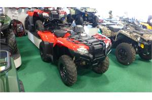 FOURTRAX RANCHER 4X4 Auto, DCT EPS