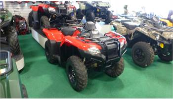 2014 FOURTRAX RANCHER 4X4 Auto, DCT EPS