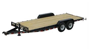 "2019 20' x 6"" Channel Equipment Trailer"