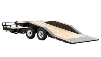 "2019 20 x 6"" Channel Super-Wide Tilt Trailer"
