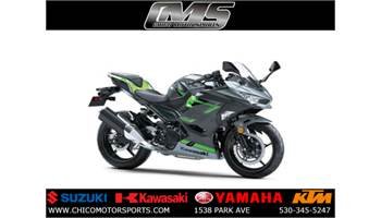 2019 NINJA 400 ABS - SAVE $500 OFF MSRP