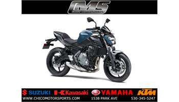 2019 Z650 - SAVE $500 OFF MSRP