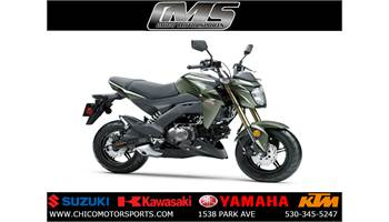 2018 Z125 PRO -  SAVE $800 OFF MSRP