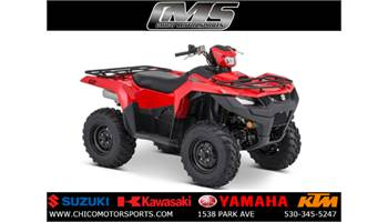 2019 KINGQUAD 500AXI POWER STEERING - $1500 OFF OR LOW APR FINANCING