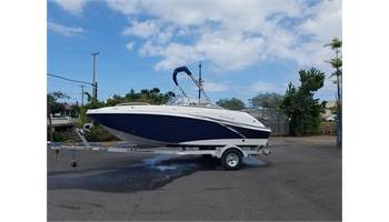 2019 SD 191 OB SUNDECK COASTAL EDITION
