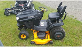 "2016 54"" 7400 Mower with Blower Attachment"