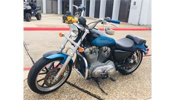 2011 SPORTSTER XL883 SUPER LOW