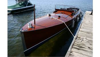 1917 Long-Deck Launch