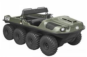 NEW Argo Frontier 8x8 S - SAVE $4,320.00 & FREE FULL ARGO WINDSHIELD!!