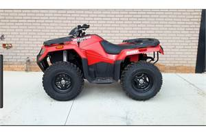NEW Arctic Cat Off Road Alterra 500 EFI 4x4 - SAVE $1,000.00!!