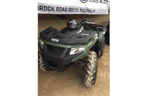 NEW Arctic Cat Off Road Alterra 500 EFI 4x4 - SAVE $1,000.00!