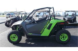 NEW Arctic Cat Off Road Wildcat Trail Limited EPS EFI 4x4 - SAVE $5,800.00!!