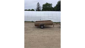USED Tent Trailer Base