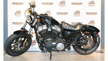 2016 Sportster Forty-Eight