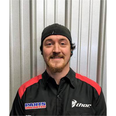 Jake Newell - Parts Manager/Online sales