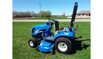 2004 TZ24D  w/ Mid Mount Mower