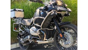 2013 R1200 GS ADVENTURE - TRIPLE BLACK - LOW MILES