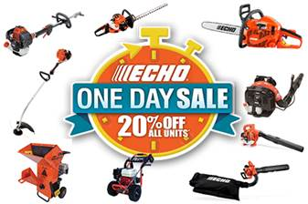 Echo Products Open House Sale