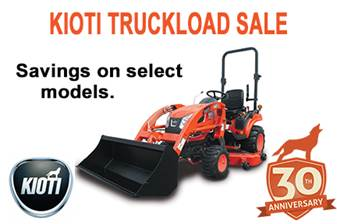KIOTI OPEN HOUSE SALE