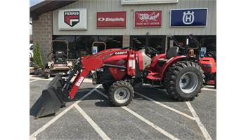 2018 Farmall 35A Series II
