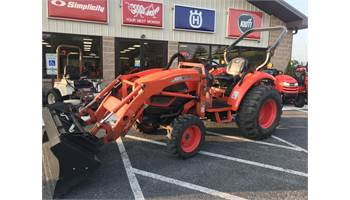 2010 CK30 Compact Tractor