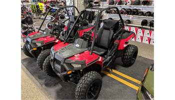 2018 ACE 150 EFI, INDY RED