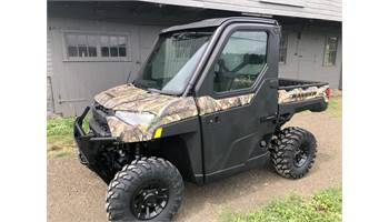 2019 RANGER XP® 1000 EPS NorthStar Ride Command® - Camo