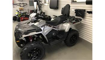 2019 Sportsman® Touring 570 SP - Turbo Silver